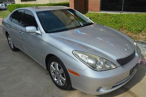 2006 Lexus ES 330 for sale at E-Auto Groups in Dallas TX