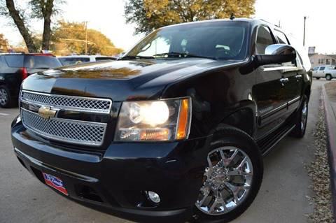 2011 Chevrolet Suburban for sale at E-Auto Groups in Dallas TX