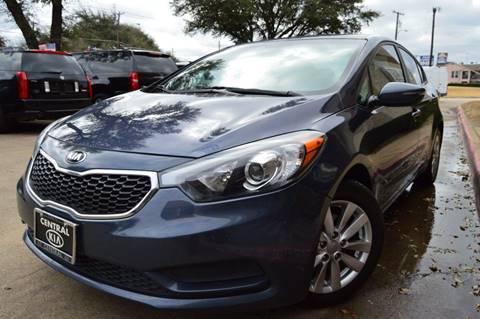 2014 Kia Forte for sale at E-Auto Groups in Dallas TX