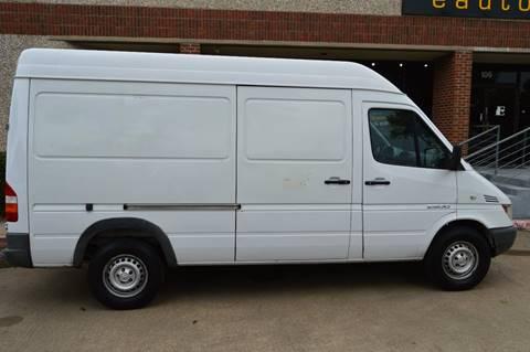 2004 Dodge Sprinter Cargo for sale at E-Auto Groups in Dallas TX