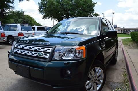 2011 Land Rover LR2 for sale at E-Auto Groups in Dallas TX