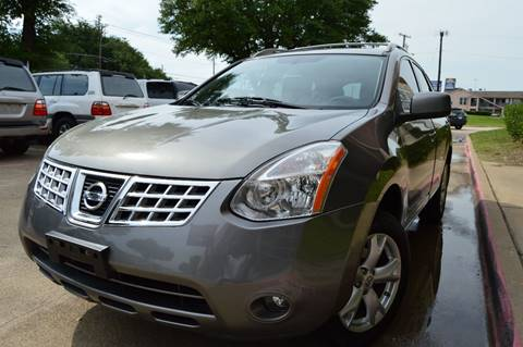 2008 Nissan Rogue for sale at E-Auto Groups in Dallas TX