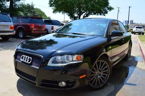 2008 Audi A4 for sale at E-Auto Groups in Dallas TX