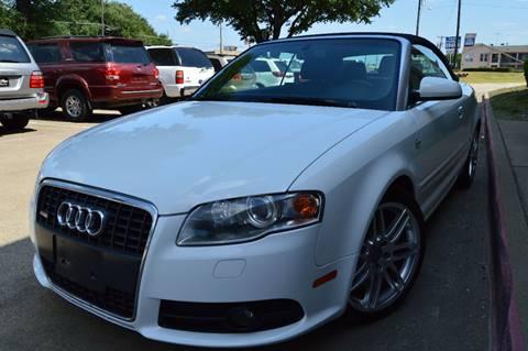 2009 Audi A4 for sale at E-Auto Groups in Dallas TX
