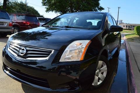 2012 Nissan Sentra for sale at E-Auto Groups in Dallas TX
