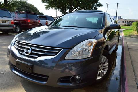 2010 Nissan Altima for sale at E-Auto Groups in Dallas TX