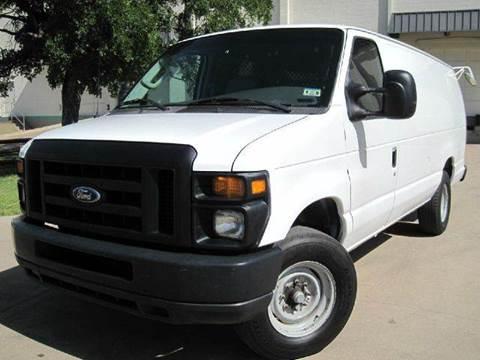 2008 Ford E-Series Cargo for sale at E-Auto Groups in Dallas TX