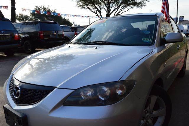 2006 Mazda MAZDA3 for sale at E-Auto Groups in Dallas TX