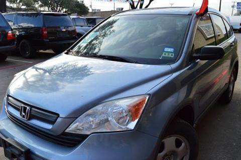 2008 Honda CR-V for sale at E-Auto Groups in Dallas TX