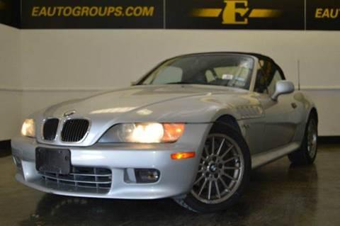 2001 BMW Z3 for sale at E-Auto Groups in Dallas TX