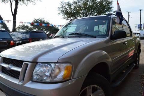 2005 Ford Explorer Sport Trac for sale at E-Auto Groups in Dallas TX