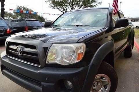 2007 Toyota Tacoma for sale at E-Auto Groups in Dallas TX