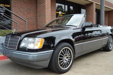 1994 Mercedes-Benz E-Class for sale at E-Auto Groups in Dallas TX