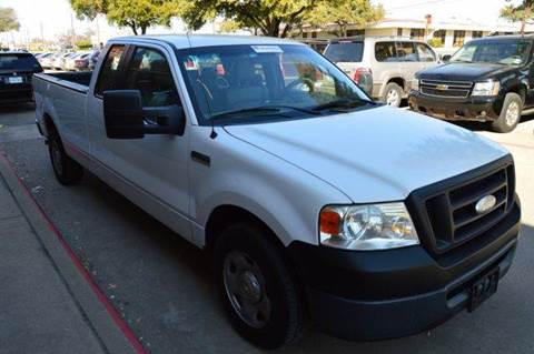 2008 Ford F-150 for sale at E-Auto Groups in Dallas TX