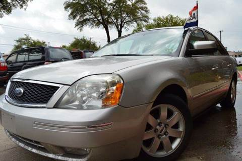 2006 Ford Five Hundred for sale at E-Auto Groups in Dallas TX