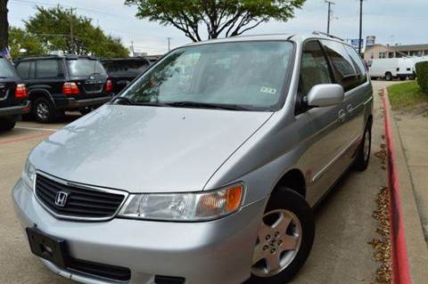 2001 Honda Odyssey for sale at E-Auto Groups in Dallas TX