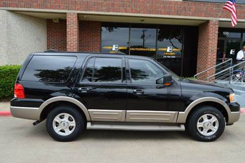 2003 Ford Expedition for sale at E-Auto Groups in Dallas TX