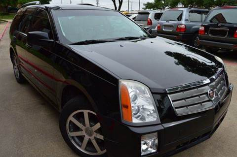 2004 Cadillac SRX for sale at E-Auto Groups in Dallas TX