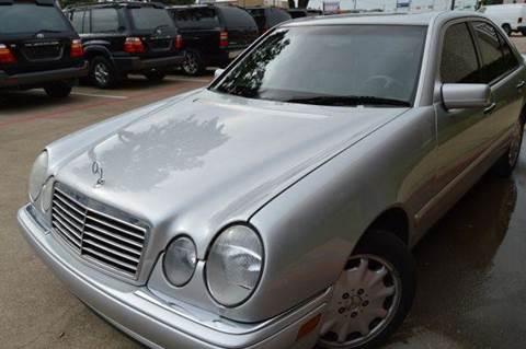 1997 Mercedes-Benz E-Class for sale at E-Auto Groups in Dallas TX