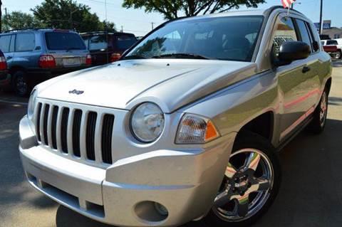 2009 Jeep Compass for sale at E-Auto Groups in Dallas TX