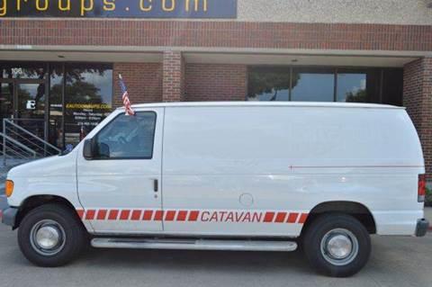 2006 Ford E-Series Cargo for sale at E-Auto Groups in Dallas TX
