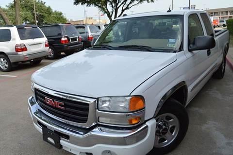 2004 GMC Sierra 1500 for sale at E-Auto Groups in Dallas TX