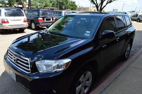 2008 Toyota Highlander for sale at E-Auto Groups in Dallas TX