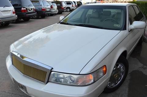 2003 Cadillac Seville for sale at E-Auto Groups in Dallas TX