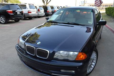 2001 BMW 3 Series for sale at E-Auto Groups in Dallas TX