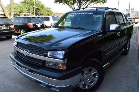 2006 Chevrolet Avalanche for sale at E-Auto Groups in Dallas TX