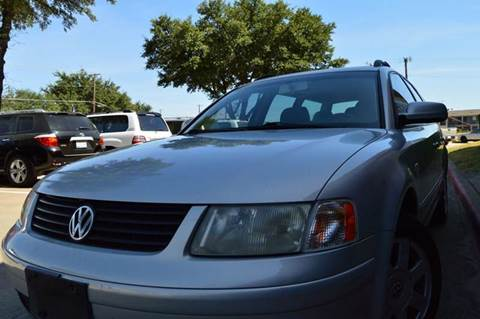 2001 Volkswagen Passat for sale at E-Auto Groups in Dallas TX