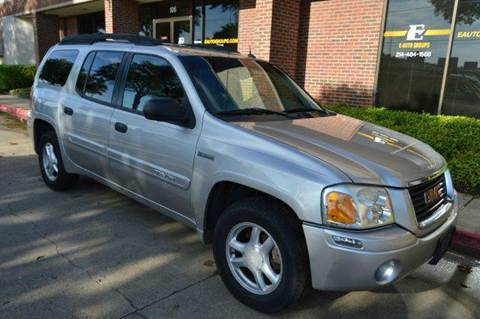 2005 GMC Envoy XL for sale at E-Auto Groups in Dallas TX