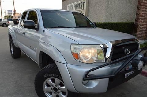 2008 Toyota Tacoma for sale at E-Auto Groups in Dallas TX