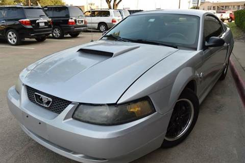 2004 Ford Mustang for sale at E-Auto Groups in Dallas TX