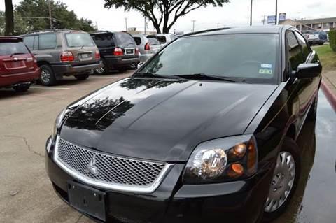 2011 Mitsubishi Galant for sale at E-Auto Groups in Dallas TX