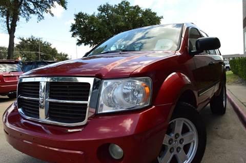 2007 Dodge Durango for sale at E-Auto Groups in Dallas TX