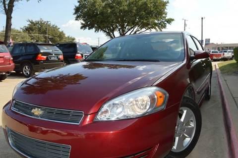 2009 Chevrolet Impala for sale at E-Auto Groups in Dallas TX