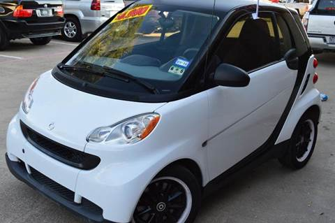 2009 Smart fortwo for sale at E-Auto Groups in Dallas TX