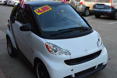 2009 Smart fortwo