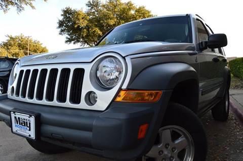2006 Jeep Liberty for sale at E-Auto Groups in Dallas TX