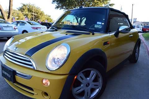 2007 MINI Cooper for sale at E-Auto Groups in Dallas TX