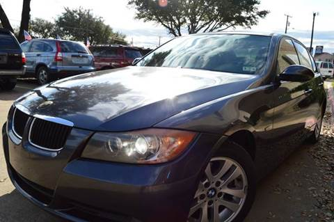 2006 BMW 3 Series for sale at E-Auto Groups in Dallas TX
