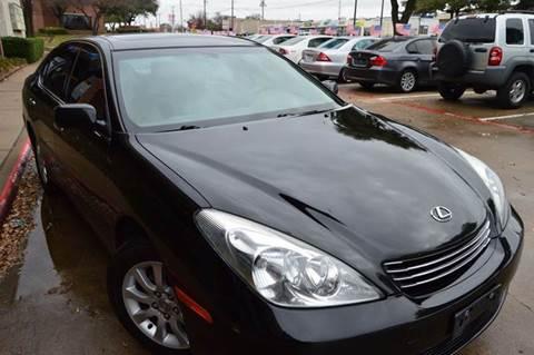 2004 Lexus ES 330 for sale at E-Auto Groups in Dallas TX