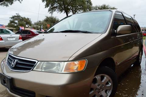 2004 Honda Odyssey for sale at E-Auto Groups in Dallas TX