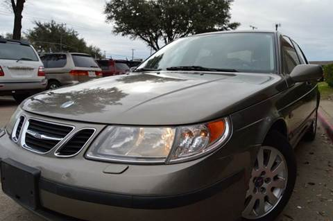 2002 Saab 9-5 for sale at E-Auto Groups in Dallas TX