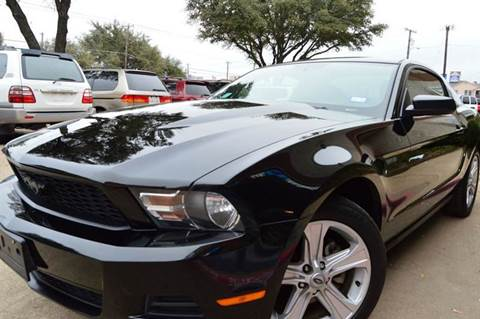 2010 Ford Mustang for sale at E-Auto Groups in Dallas TX
