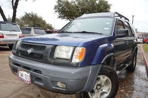 2000 Nissan Xterra for sale at E-Auto Groups in Dallas TX