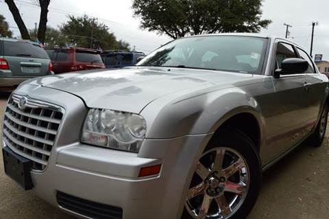 2007 Chrysler 300 for sale at E-Auto Groups in Dallas TX