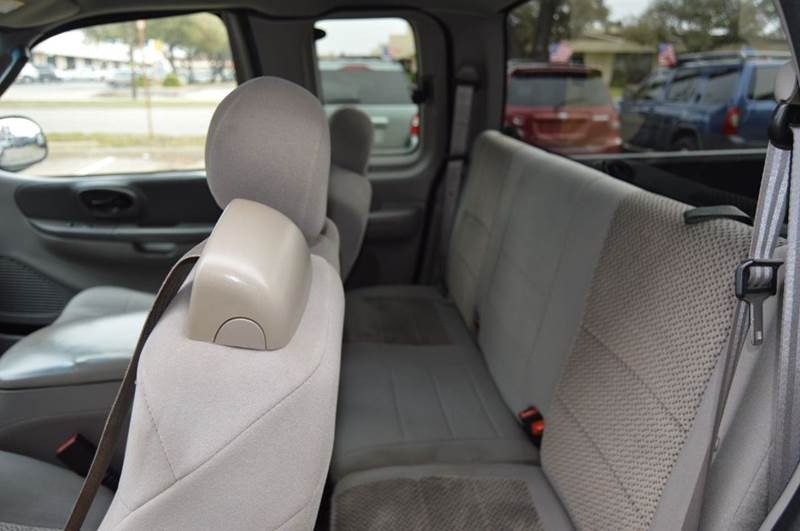 Miraculous 2004 Ford F 150 Heritage 4Dr Supercab Xlt Rwd Styleside Sb Bralicious Painted Fabric Chair Ideas Braliciousco