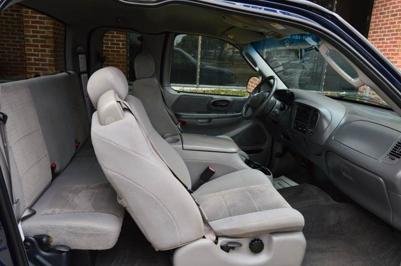 Magnificent 2004 Ford F 150 Heritage 4Dr Supercab Xlt Rwd Styleside Sb Bralicious Painted Fabric Chair Ideas Braliciousco